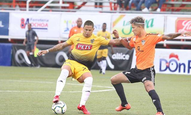 futbol dominicano