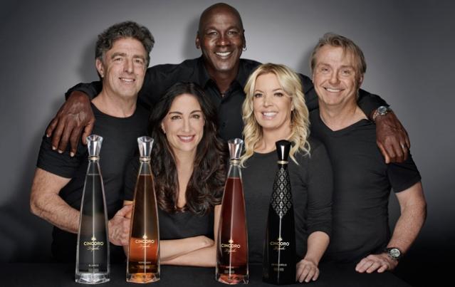 Cincoro Tequila Founders